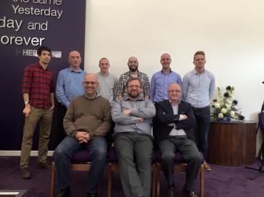 Image: ibc-students-visit-new-cumnock-scotland
